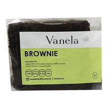 Brownie Vegano Vanela 1pza