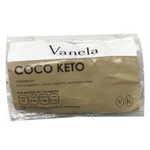 Coco Keto Vanela 2pzas