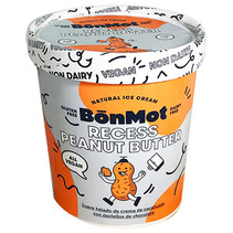 Nieve Vegana Recess Peanut Butter Bonmot 16 Oz.
