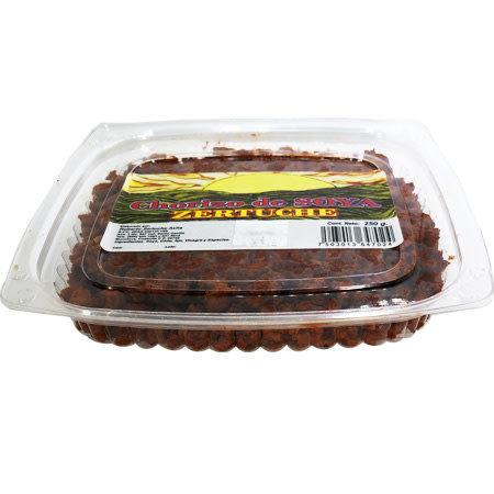 Chorizo de Soya Zertuche 250 gr.