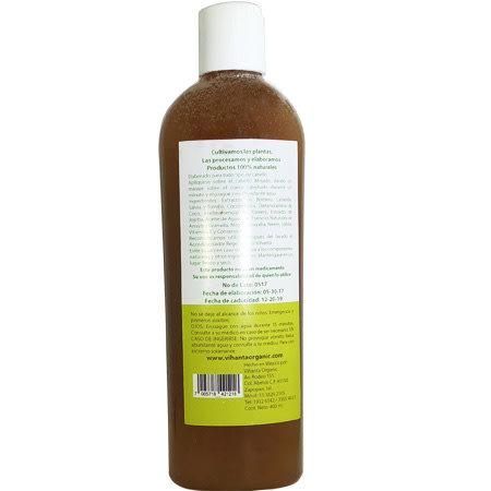 Shampoo Regenarador Herbal para Cabello Oscuro Vihanta 400ml