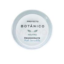 Desodorante Neutro Proyecto Botanico 48 g.