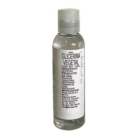 Glicerina Vegetal Now 118ml