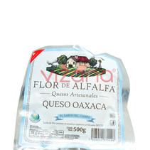Queso Oaxaca Flor de Alfalfa 500 gr.
