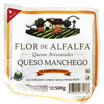 Queso Manchego Flor de Alfalfa 500 gr.