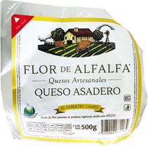 Queso Asadero Flor de Alfalfa 500 gr.