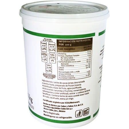 Yogurt Manzana - Canela Flor de Alfalfa