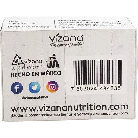 Jabón Natural Detox Vizana 80 gr.