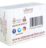 Jabón Natural de Chocolate Vizana 80 gr.