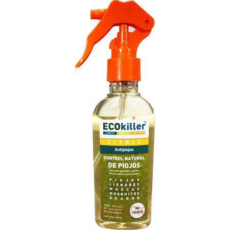 Control Natural Anti-piojos Citric Ecokiller 125 ml.