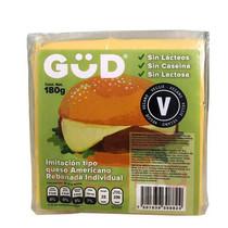Queso Vegano en Rebanada GüD 180 gr.