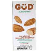 Leche de Almendra Orgánica Sin Azúcar GüD 1 L.