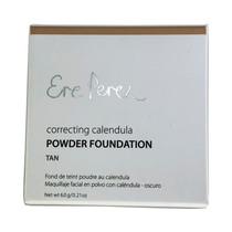Maquillaje en Polvo con Calendula Tan Ere Perez