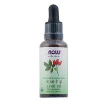 Aceite de Rosa Mosqueta Orgánico Now 30 ml.