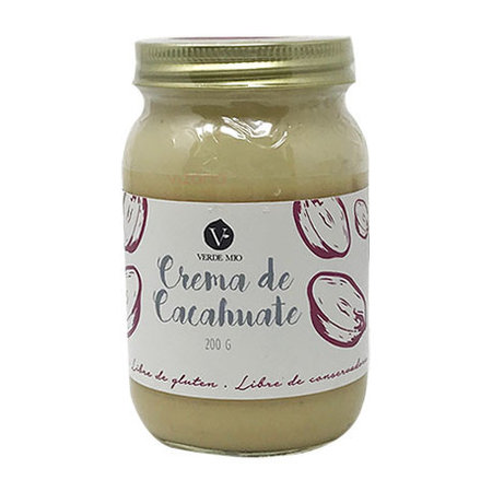 Crema de Cacahuate VM 200gr