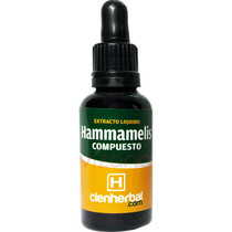 Extracto Herbal Hammamelis Compuesto CienHerbal 30 ml.