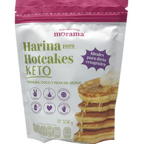 Harina para Hot Cakes KETO Morama 350gr