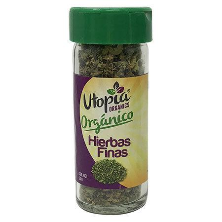 Hierbas Finas Orgánico Utopia 24g
