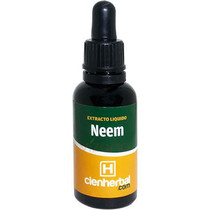 Extracto Herbal Neem CienHerbal 30 ml.