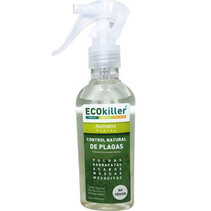 Control Natural en Spray de Plagas Animales Ecokiller 125 ml.