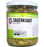 Probióticos Naturales Sauerkraut 380 gr.