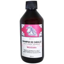 Shampoo de Caballo Macadamia Orgánico Tochtli 250 ml