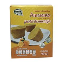 Harina Integral de Amaranto para Pastel de Naranja 390gr.