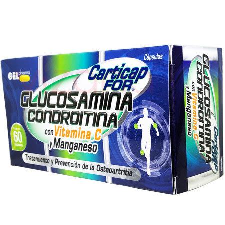 glucosamină condroitină fără vitamina c)