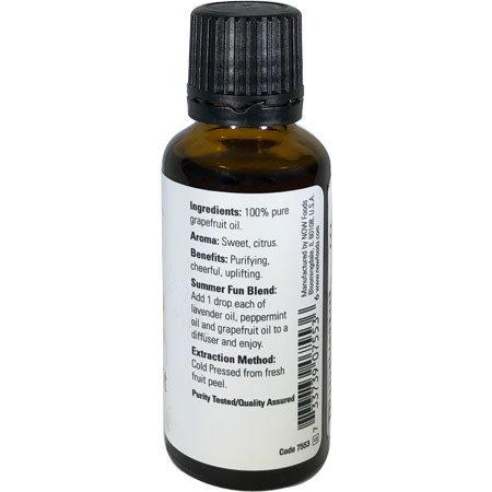 Aceite Esencial de Toronja 30ML Now