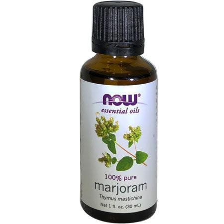 Aceite Esencial de Mejorana Now 30 ml