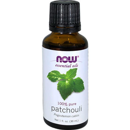 Aceite Esencial Patchouli Now 30ml