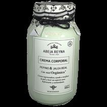 Crema Corporal Pepino + Jalea Real Abeja Reyna 980ml