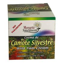Crema de Camote Silvestre MN 120gr