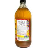 Vinagre de Manzana Orgánico Bragg 946 ml.