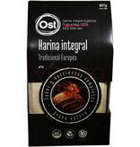 Harina Integral Trigo Orgánico Ost Gourmet 907 gr.