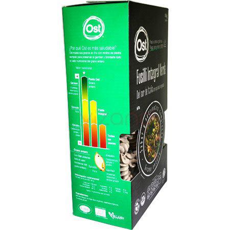 Fusilli Organico  OST Gourmet 454gr