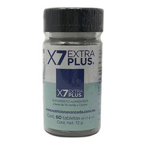 X7 Extra Plus Nutrition Avanzada 60t-1.2 gr