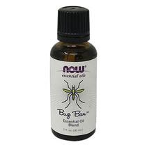 Aceite Esencial Repelente de Insectos Now 30ml