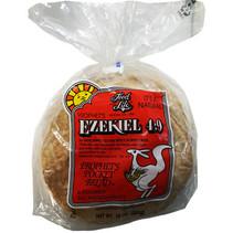Pan Ezekiel 4:9 Prophets Pocket Bread/Pita de Cereales Enteros Ezequiel 283 gr.