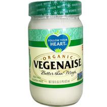 Mayonesa Vegana Orgánica FYH 473 ml.