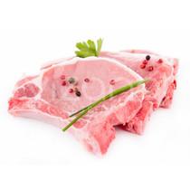Chuleta de Cerdo Orgánico SB 4 pzas