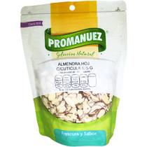 Almendras en Hojuela con Cutícula Promanuez 175 gr.