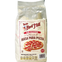 Masa para Pizza BRM 453 gr.