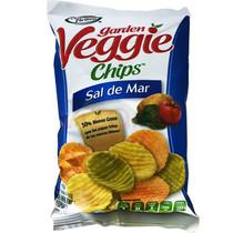 Garden Veggie Chips Sal de Mar SP 28 gr.