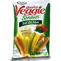 Garden Veggie Straws Sal de Mar SP 28 gr.