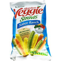 Garden Veggie Straws Ranch SP 28 gr.