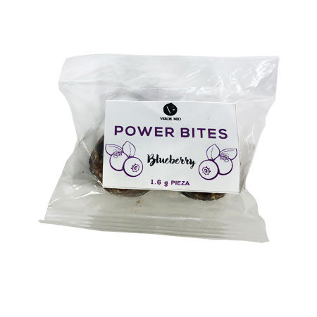 Power Bites Blueberry 2 pz.