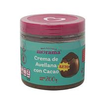 Crema de Avellana con Cacao Keto Morama 200 gr.