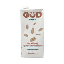Leche de Avena Sin Azúcar Orgánica GüD 1 L.