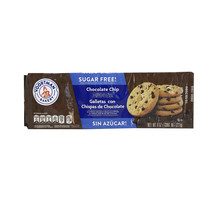 Galletas con Chispas de Chocolate Voortman 227gr